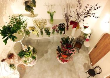 Greenlife Flowershop , Kushiro Japan.