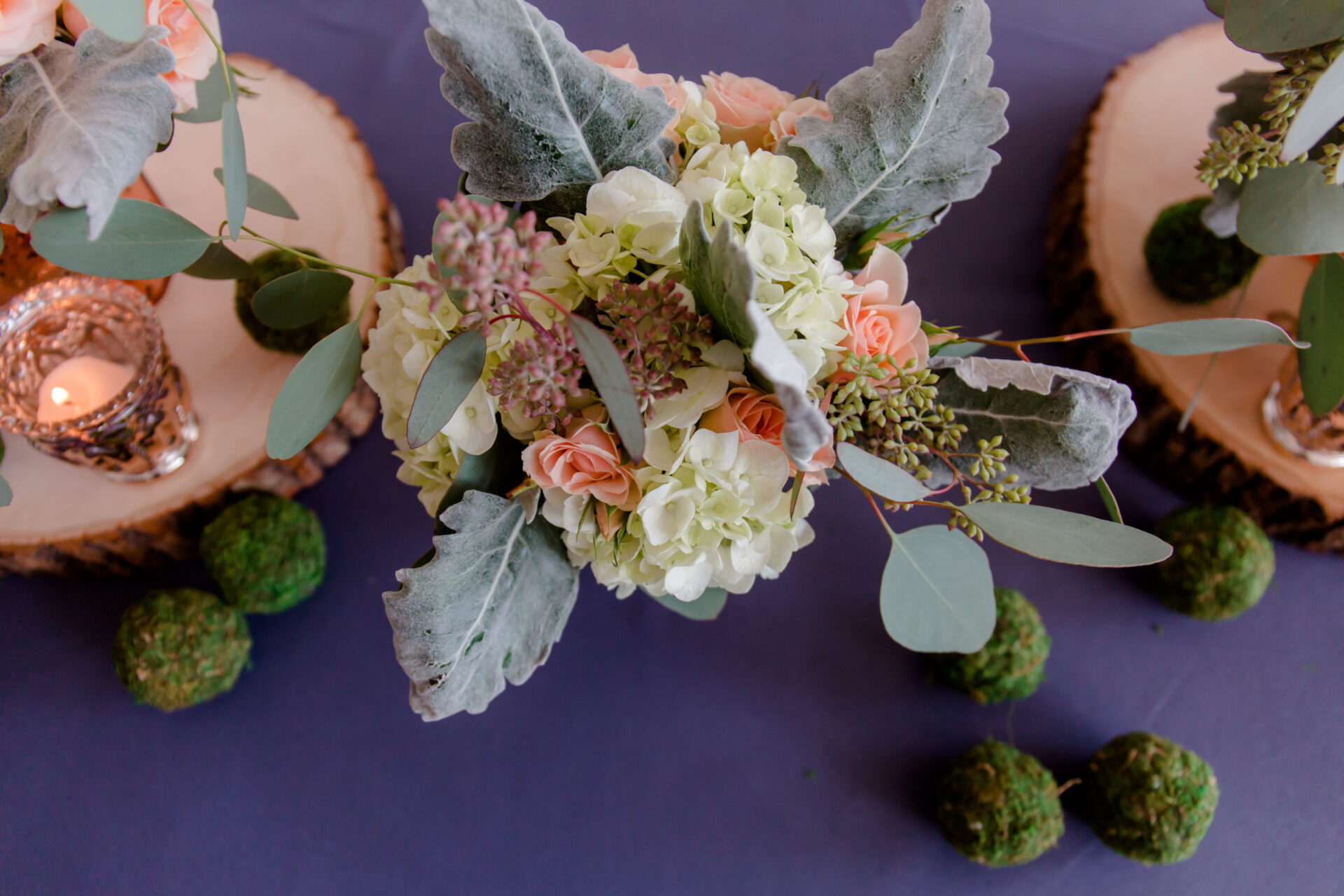Floral and Stripe   Seattle wedding designer and decorator for weddings and events