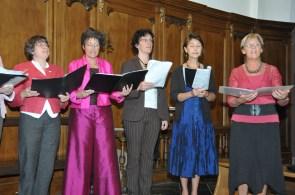 Des sopranes ... allegrissimo