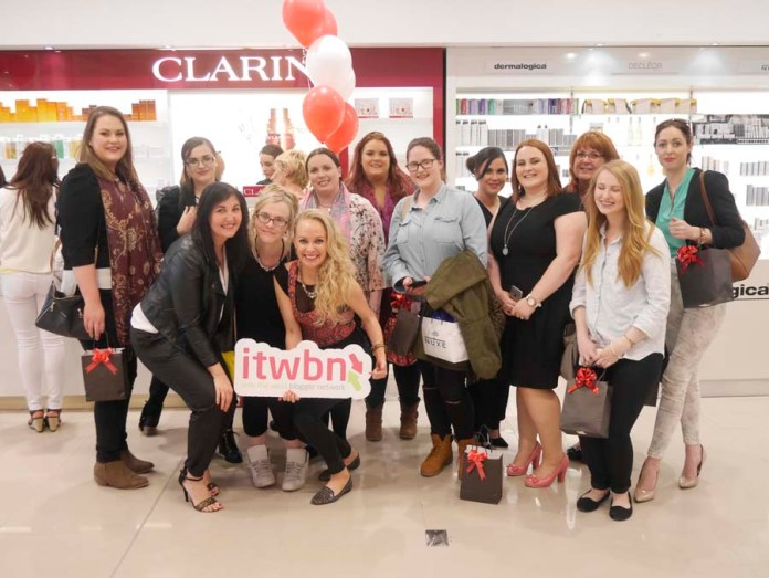 ITWBN Bloggers Clarins Launch Event #ITWBNBloggerEvent