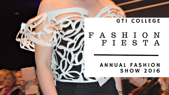 GTI College Fashion Fiesta Show 2016 Floralesque