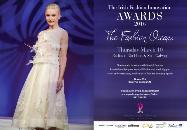 ITWBN Irish Fashion Innovation Awards 2016 Floralesque