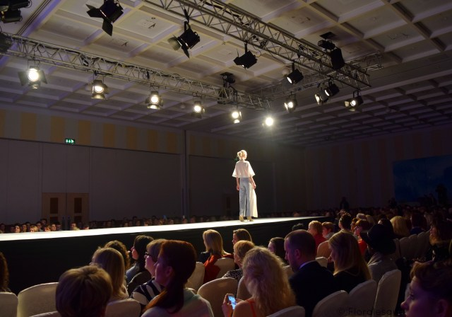Irish Fashion Innovation Awards Floralesque over view