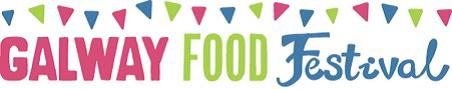 The Galway Food Festival Logo Floralesque