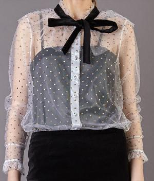 Catriona Hanly Marie Blouse