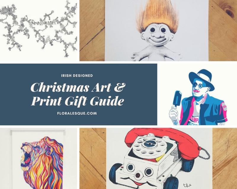 Christmas Gift Guide - Art & Prints
