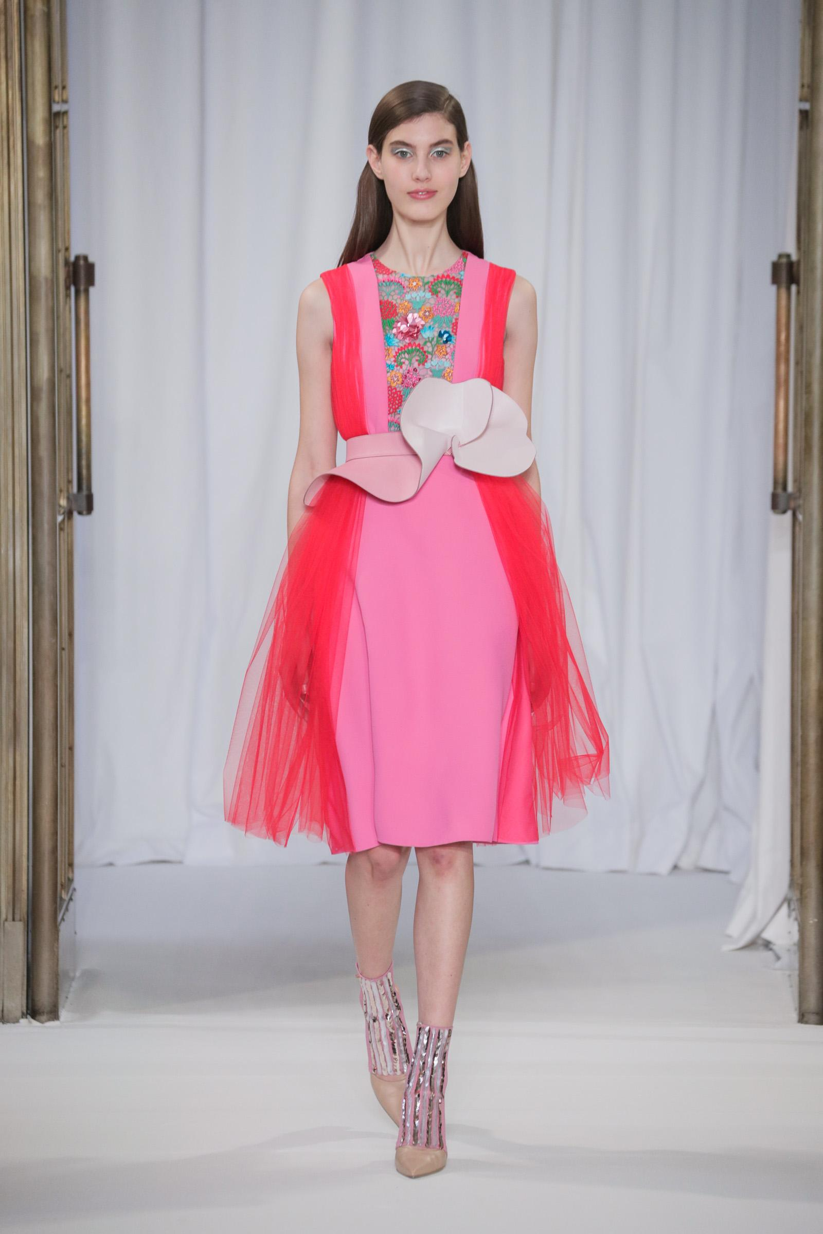Delpozo London Fashion Week 2018