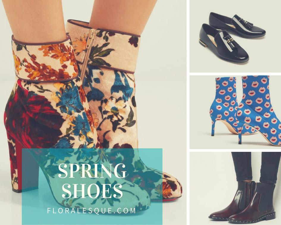Weekend Shopping Spree - Spring Shoes