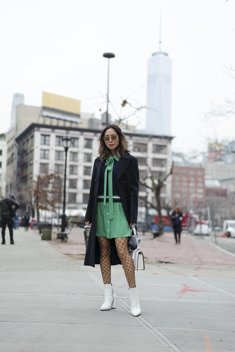Top Trend from Fashion Week: White Boots