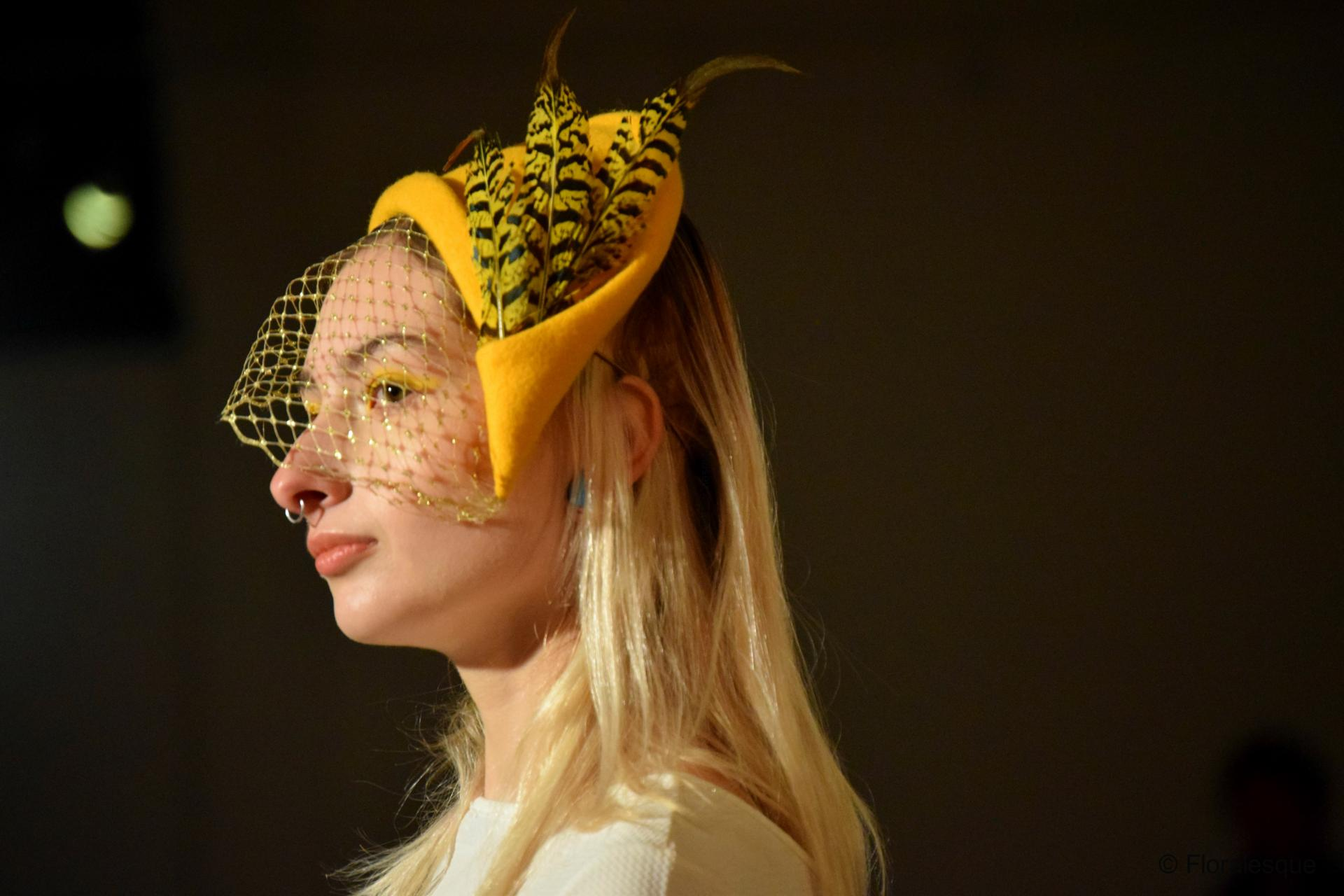 Galway Designer's Network SS18 Millinery Showcase
