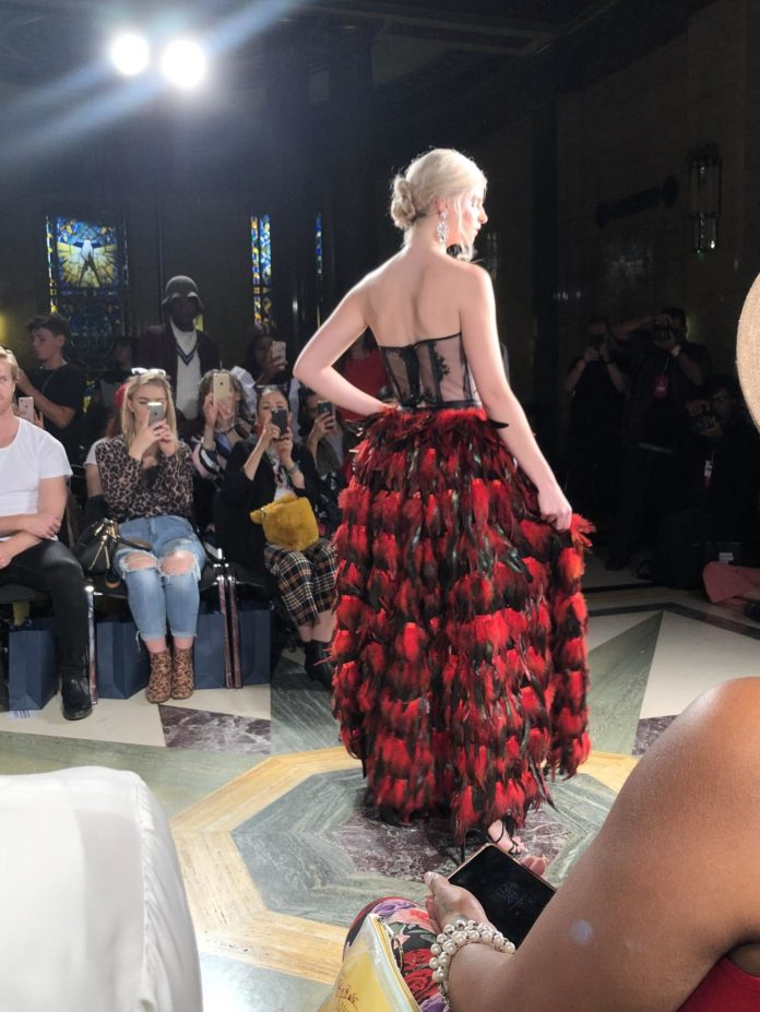 London Fashion Week Diaries: Day  3