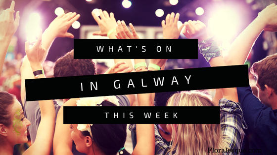 What's on in Galway This Week from 12th November 2018