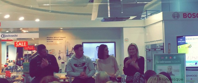 The Health & Wellness Panel at Wellness Week Arnotts Floralesque Blog