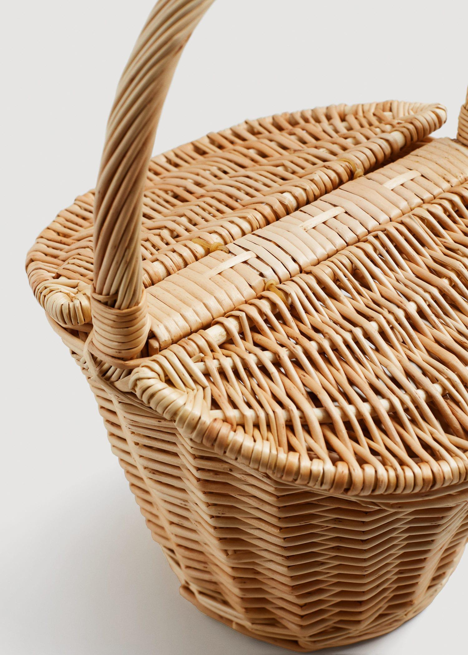The Updated Basket Bag