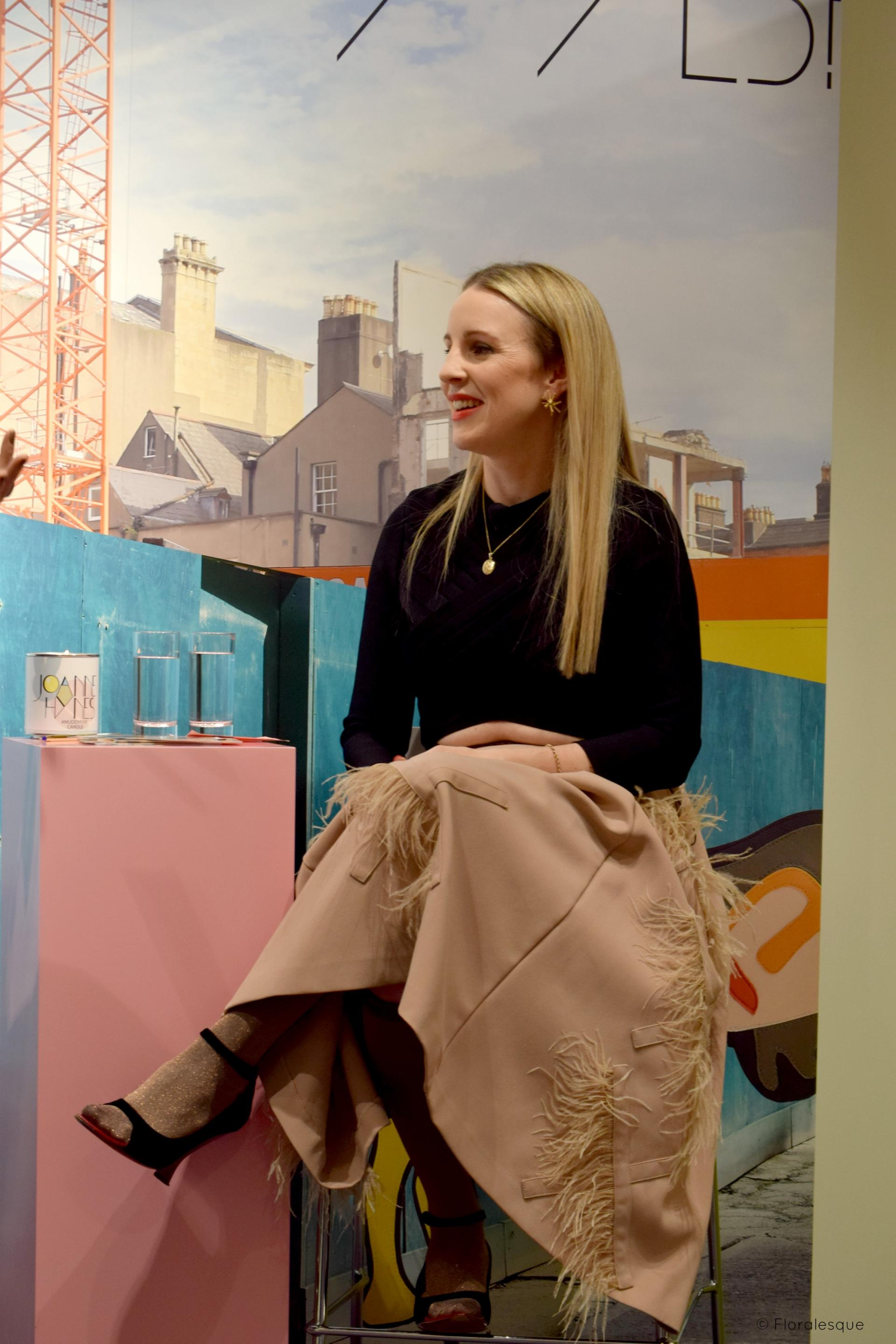 Q & A with Irish Designer Joanne Hynes