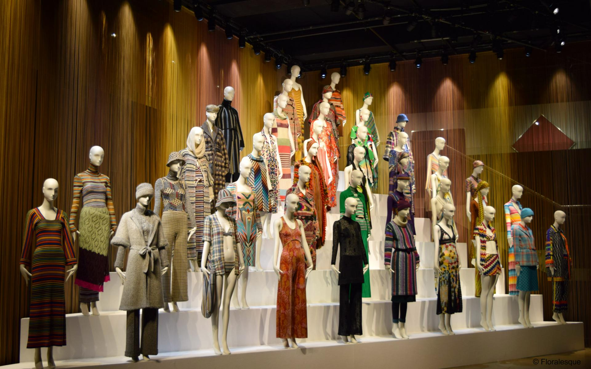 Missoni Art Colour Exhibition