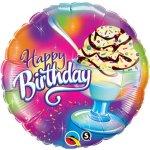18 Inch birthday Ice Cream Sundae Foil