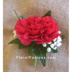 Red-Carnation-Boutonniere