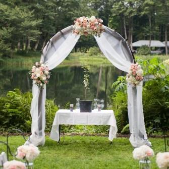 Bridal Veil Lakes arch