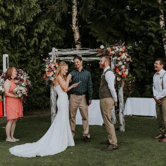 Matt & Kathleen's Wedding at Langdon Farms