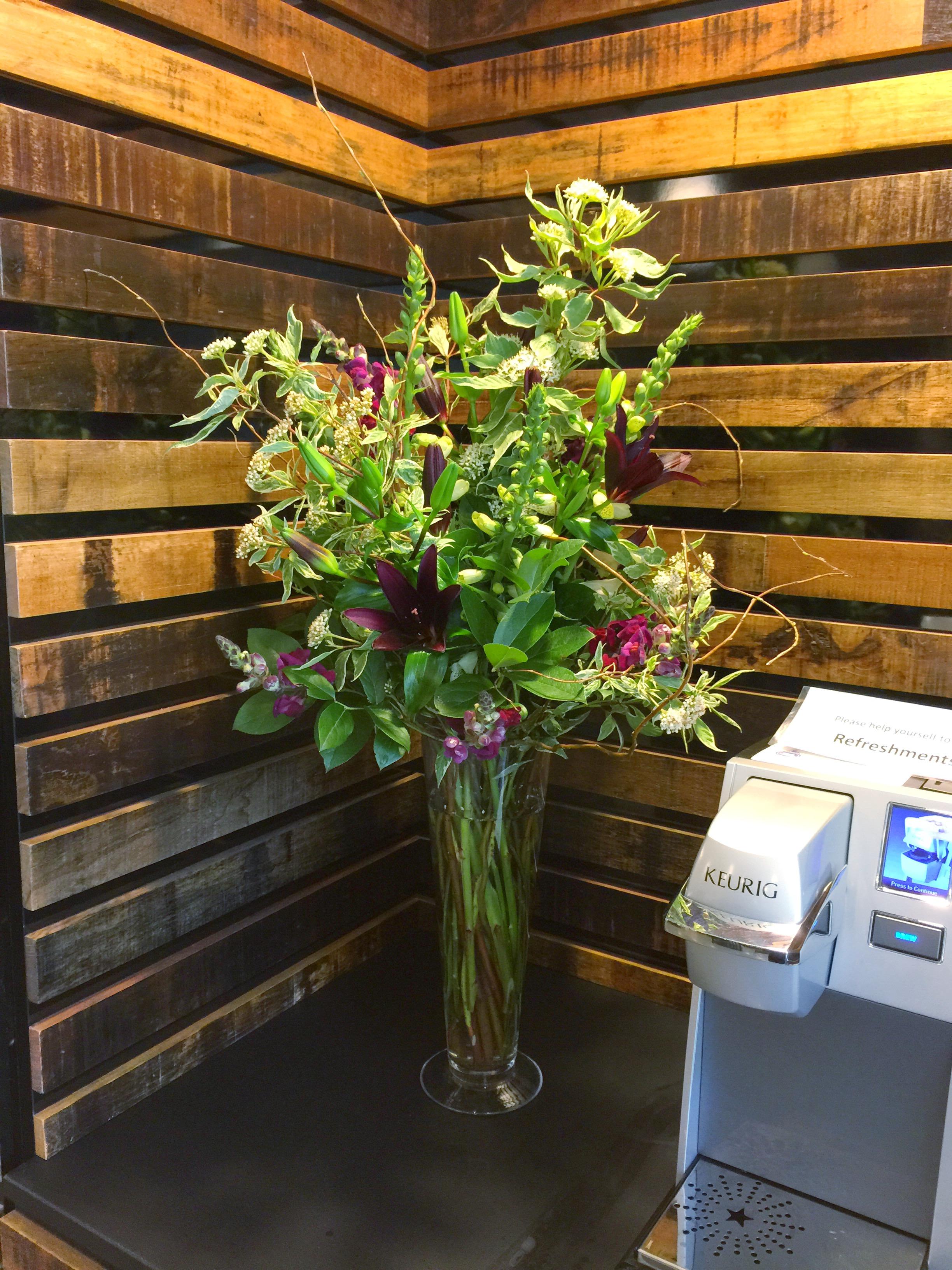 Business Flowers - Floral Sunshine