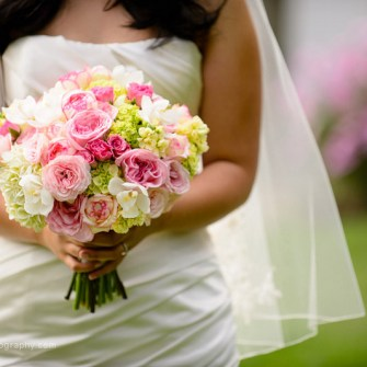 Bridal bridesmaids bouquets floral sunshine bridal bouquet of garden roses white orchids mightylinksfo