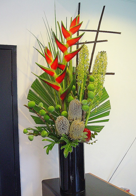 Do flowers and plants promote workplace creativity?