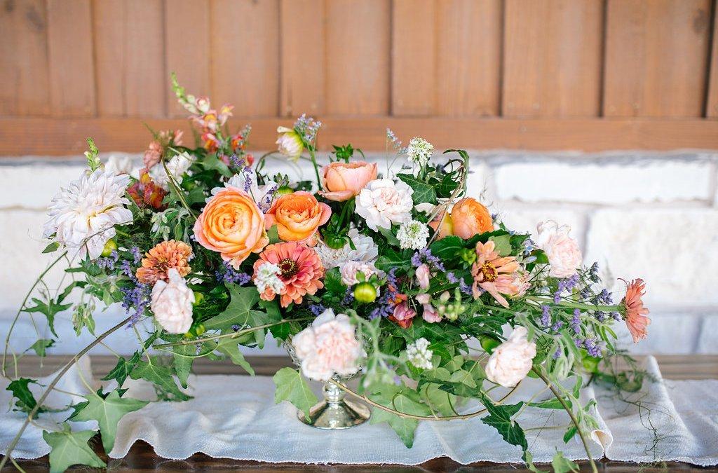 Brides of Austin Magazine Features Flor Amor