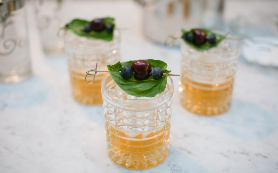 Creating Your Signature Wedding Cocktail