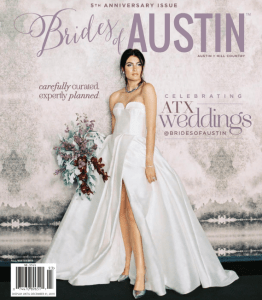 brides of austin fall 2019 cover photo