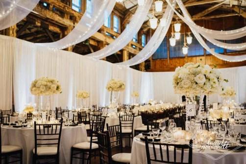Flora Nova Design Seattle Luxury White Wedding Sodo Park Reception