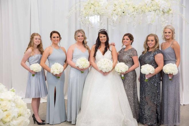 Flora Nova Design Seattle Luxury Winter Wedding