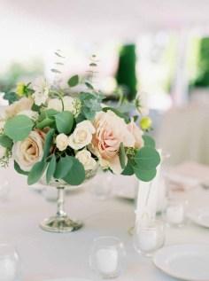 Flora Nova Design Seattle Romantic Garden Wedding