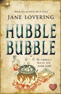 Review: Hubble Bubble by Jane Lovering @janelovering