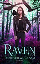 book cover for The Raven Saga 1 - Raven - Suzy Turner - new cover