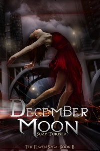 Mini-Review: December Moon (The Raven Saga #2) by Suzy Turner