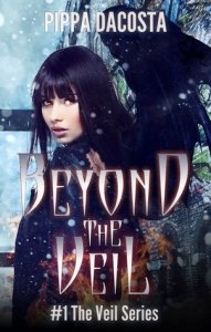 book cover for The Veil 1 - Beyond The Veil by Pippa DaCosta