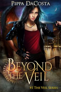 Flora Reviews: Beyond The Veil (The Veil Series #1) by Pippa DaCosta
