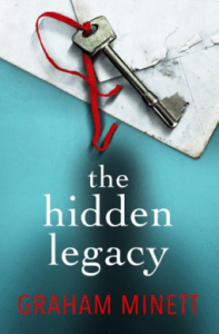 ARC Review: The Hidden Legacy by Graham Minett