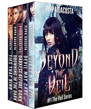 Flora Reviews: The Veil Series Complete Box Set (Books 1-5) by Pippa DaCosta