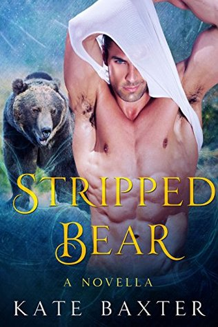 book cover for Last True Vampire 0.5 - Stripped Bear by Kate Baxter