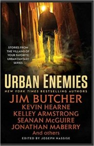 ARC Review: Urban Enemies: an urban fantasy anthology by various authors
