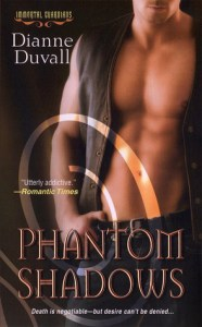 Review: Phantom Shadows (Immortal Guardians #3) by Dianne Duvall