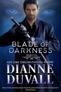 Review: Blade of Darkness (Immortal Guardians #7) by Dianne Duvall