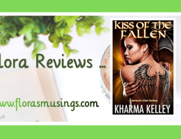 ARC Featured Image - Kiss of the Fallen by Kharma Kelley