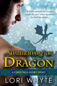 Flora Reviews… Summoning A Dragon by Lori Whyte