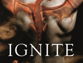 book cover for Dark Kings book 15 - Ignite by Donna Grant