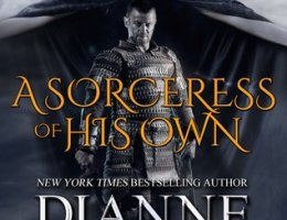 book cover for Gifted Ones 1 - A Sorceress of His Own by Dianne Duvall