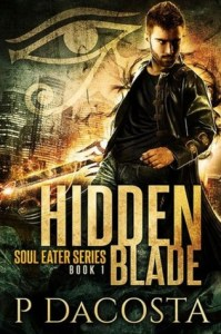 Hidden Blade (Soul Eater #1) by Pippa DaCosta – Book Review