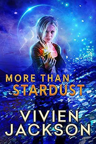 book cover for Wanted and Wired 3 - More Than Stardust by Vivien Jackson